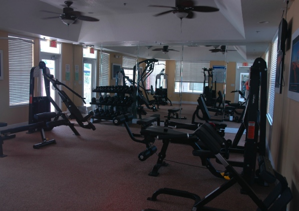 Regency Park Fitness Center