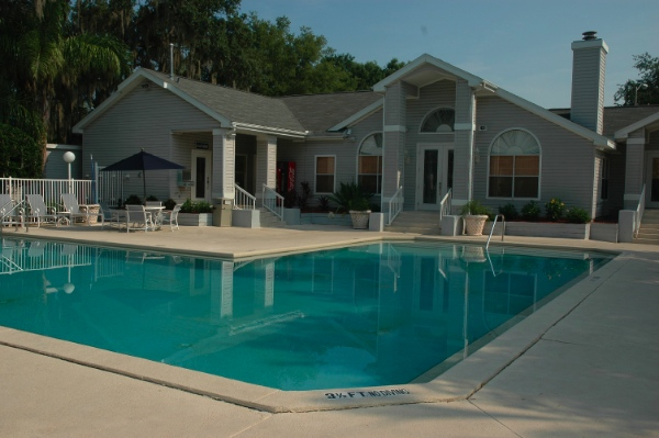 Regency Park Condo South Pool